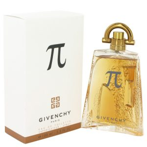 PI by Givenchy Eau De Toilette Spray 3.3 oz Men