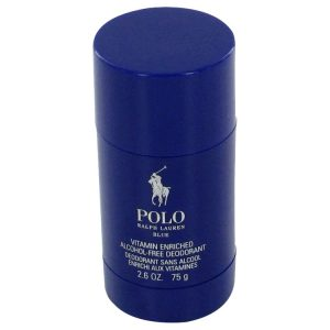 Polo Blue by Ralph Lauren Deodorant Stick 2.6 oz Men
