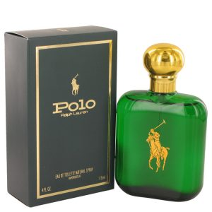 POLO by Ralph Lauren Eau De Toilette / Cologne Spray 4 oz Men