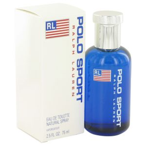 POLO SPORT by Ralph Lauren Eau De Toilette Spray 2.5 oz Men