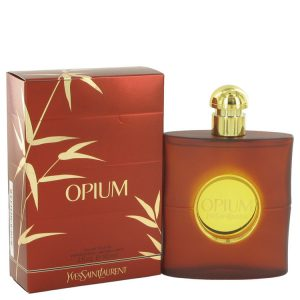 OPIUM by Yves Saint Laurent Eau De Toilette Spray (New Packaging) 3 oz Women
