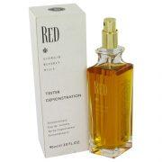 RED by Giorgio Beverly Hills Eau De Toilette Spray (Tester) 3 oz Women