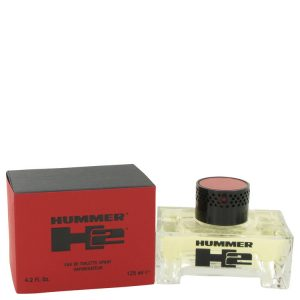 Hummer H2 by Hummer Eau De Toilette Spray 4.2 oz Men