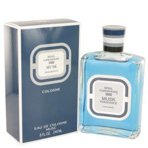 ROYAL COPENHAGEN MUSK by Royal Copenhagen Cologne 8 oz Men