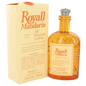 Royall Mandarin by Royall Fragrances All Purpose Lotion / Cologne 8 oz Men