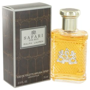 SAFARI by Ralph Lauren Eau De Toilette Spray 2.5 oz Men