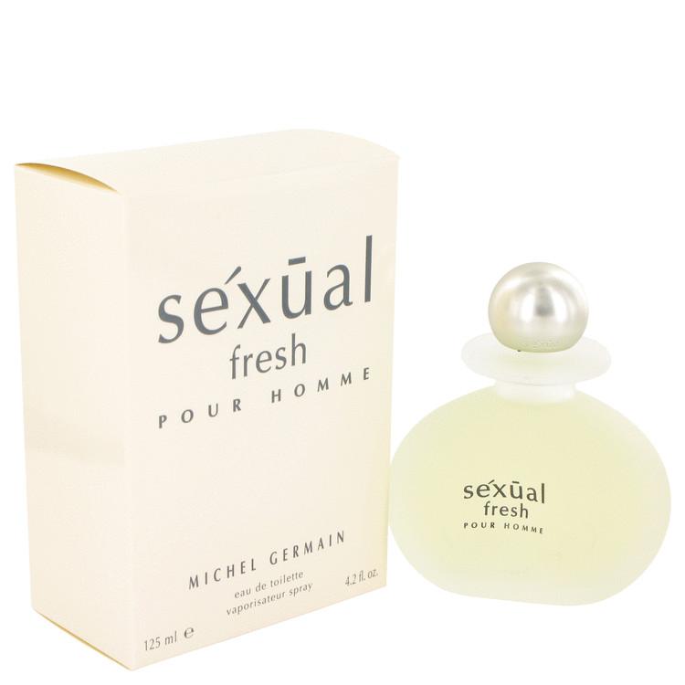 Sexual Fresh by Michel Germain Eau De Toilette Spray 4.2 oz Men
