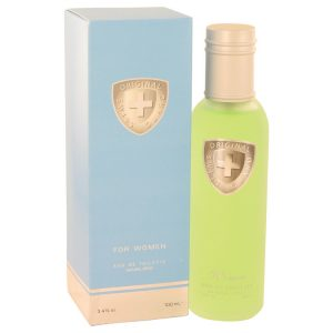 Swiss Guard by Swiss Guard Eau De Toilette Spray 3.4 oz Women