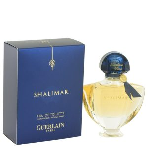 SHALIMAR by Guerlain Eau De Toilette Spray 1 oz Women