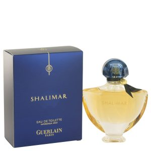 SHALIMAR by Guerlain Eau De Toilette Spray 1.7 oz Women