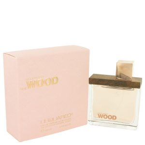 She Wood by Dsquared2 Eau De Parfum Spray 3.4 oz Women