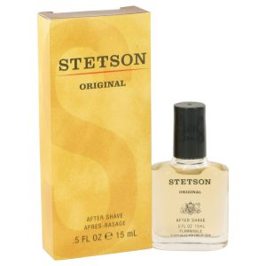 STETSON by Coty After Shave .5 oz Men