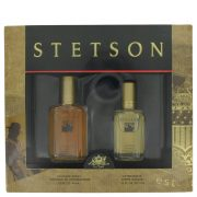 STETSON by Coty Gift Set -- 1.5 oz Cologne + .75 oz After Shave Men