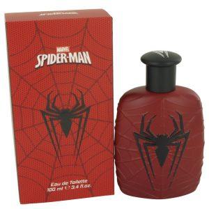 Spiderman by Marvel Eau De Toilette Spray 3.4 oz Men