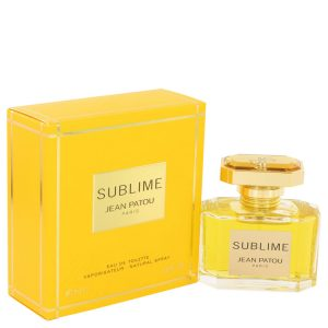 SUBLIME by Jean Patou Eau De Toilette Spray 1.7 oz Women