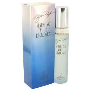 Sparkling White Diamonds by Elizabeth Taylor Eau De Toilette Spray 1.7 oz Women