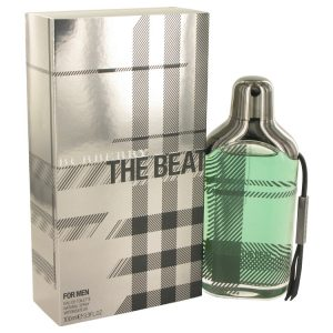 The Beat by Burberry Eau De Toilette Spray 3.4 oz Men