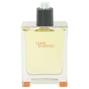 Terre D'Hermes by Hermes Eau De Toilette Spray (Tester) 3.4 oz Men