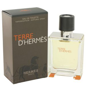 Terre D'Hermes by Hermes Eau De Toilette Spray 1.7 oz Men
