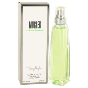 Cologne by Thierry Mugler Eau De Toilette Spray (Unisex) 3.4 oz Men