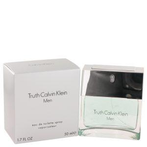 TRUTH by Calvin Klein Eau De Toilette Spray 1.7 oz Men