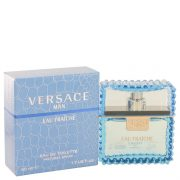 Versace Man by Versace Eau Fraiche Eau De Toilette Spray (Blue) 1.7 oz Men