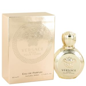 Versace Eros by Versace Eau De Parfum Spray 1.7 oz Women