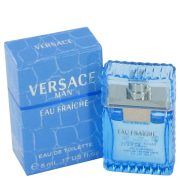 Versace Man by Versace Mini Eau Fraiche .17 oz Men