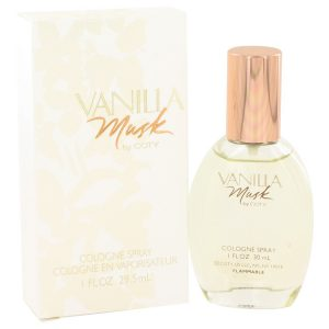 Vanilla Musk by Coty Cologne Spray 1 oz Women