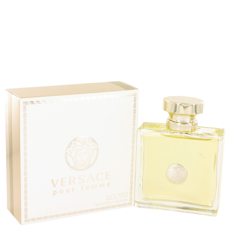 Versace Signature by Versace Eau De Parfum Spray 3.3 oz Women