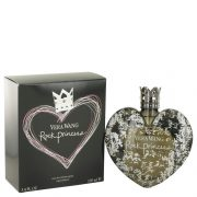 Rock Princess by Vera Wang Eau De Toilette Spray 3.4 oz Women