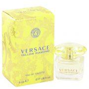 Versace Yellow Diamond by Versace Mini EDT .17 oz Women