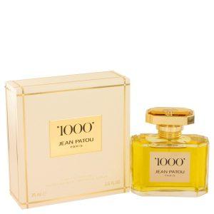 1000 by Jean Patou Eau De Parfum Spray 2.5 oz Women