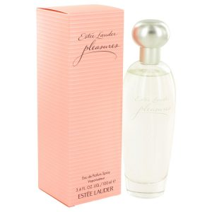 PLEASURES by Estee Lauder Eau De Parfum Spray 3.4 oz Women
