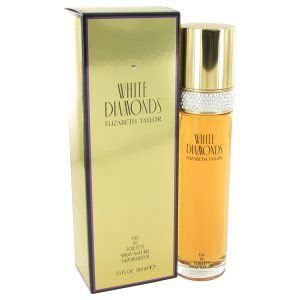 WHITE DIAMONDS by Elizabeth Taylor Eau De Toilette Spray 3.3 oz Women
