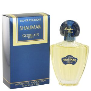 SHALIMAR by Guerlain Eau De Cologne Spray 2.5 oz Women