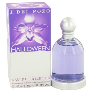 HALLOWEEN by Jesus Del Pozo Eau De Toilette Spray 3.4 oz Women
