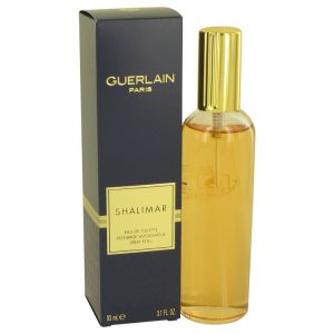 SHALIMAR by Guerlain Eau De Toilette Spray Refill 3.1 oz Women