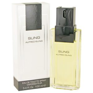 Alfred SUNG by Alfred Sung Eau De Toilette Spray 3.4 oz Women