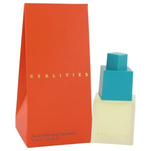 REALITIES by Liz Claiborne Eau De Toilette Spray 3.4 oz Women