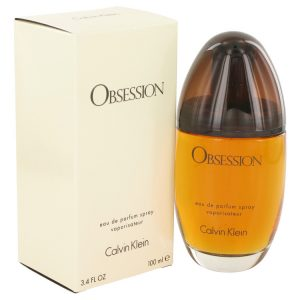 OBSESSION by Calvin Klein Eau De Parfum Spray 3.4 oz Women
