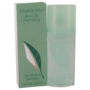 GREEN TEA by Elizabeth Arden Eau Parfumee Scent Spray 3.4 oz Women