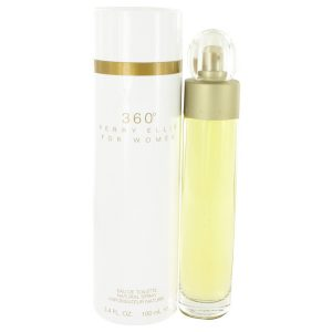 perry ellis 360 by Perry Ellis Eau De Toilette Spray 3.4 oz Women