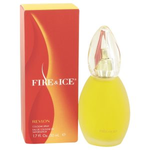 FIRE & ICE by Revlon Cologne Spray 1.7 oz Women