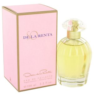 SO DE LA RENTA by Oscar de la Renta Eau De Toilette Spray 3.4 oz Women