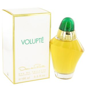 VOLUPTE by Oscar de la Renta Eau De Toilette Spray 3.4 oz Women