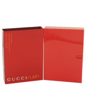 Gucci Rush by Gucci Eau De Toilette Spray 2.5 oz Women
