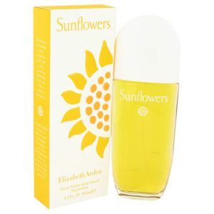 SUNFLOWERS by Elizabeth Arden Eau De Toilette Spray 3.4 oz Women