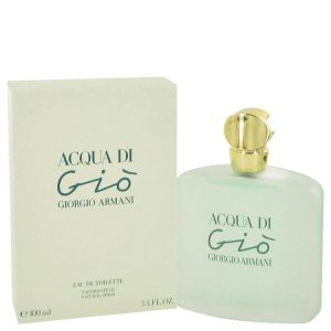 ACQUA DI GIO by Giorgio Armani Eau De Toilette Spray 3.3 oz Women