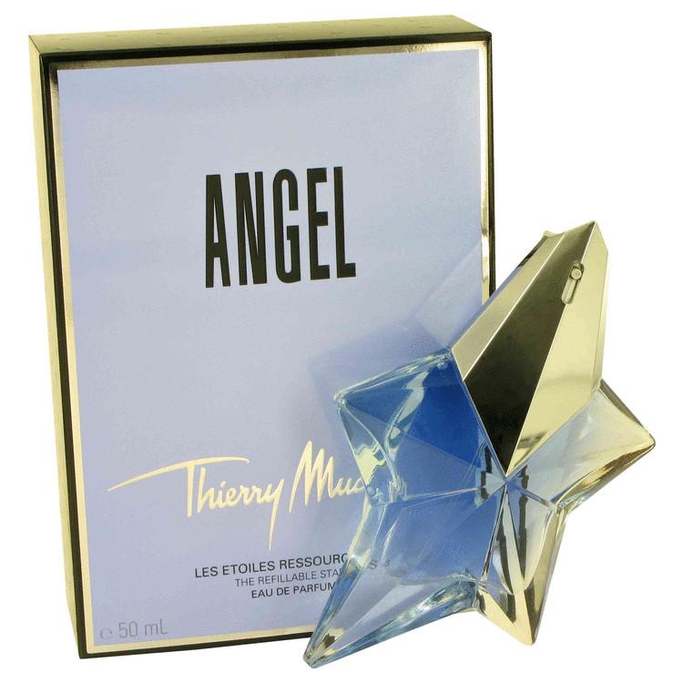 ANGEL by Thierry Mugler Eau De Parfum Spray Refillable 1.7 oz Women
